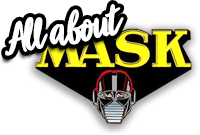 Logo - Blackout : 1st season : Cartoon - All about M.A.S.K.