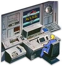 M.A.S.K. Computer