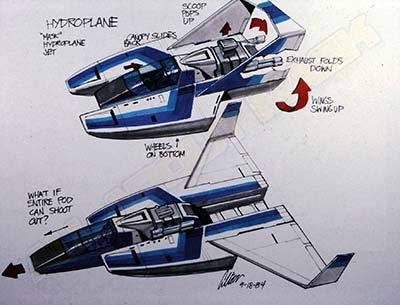 MASK Hydroplane