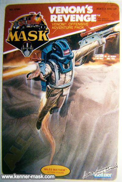 Art for M.A.S.K. VENOM´S REVENGE