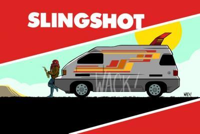 Kero Wack Horizon Series Slingshot