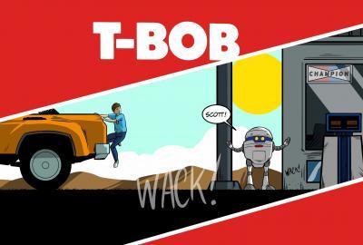 Kero Wack Horizon Series T-Bob