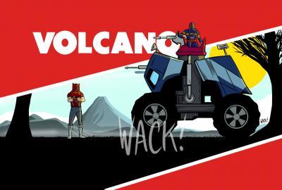 Kero Wack Horizon Series Volcano