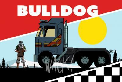 Kero Wack Horizon Series Bulldog