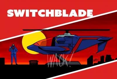 Kero Wack Horizon Series Switchblade