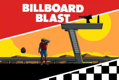 Kero Wack Horizon Series Billboardblast