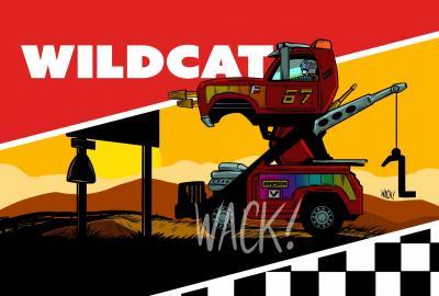 Kero Wack Horizon Series Wildcat