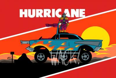Kero Wack Horizon Series Hurricane