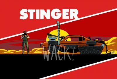 Kero Wack Horizon Series Stinger