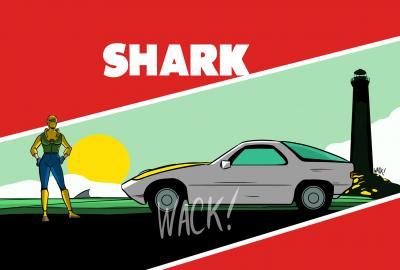 Kero Wack Horizon Series Shark