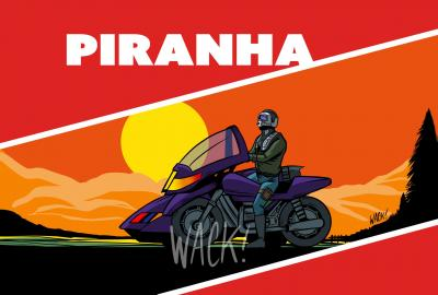 Kero Wack Horizon Series Piranha