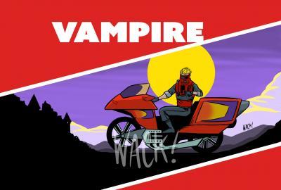 Kero Wack Horizon Series Vampire