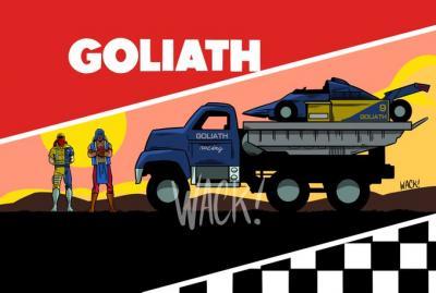 Kero Wack Horizon Series Goliath