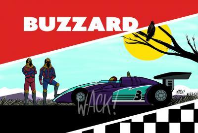 Kero Wack Horizon Series Buzzard