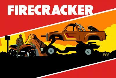 Kero Wack Horizon Series Firecracker
