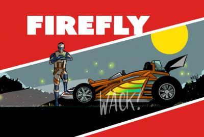 Kero Wack Horizon Series Firefly