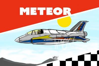 Kero Wack Horizon Series Meteor