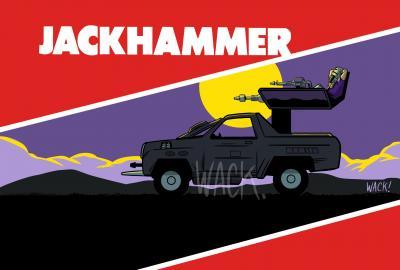 Kero Wack Horizon Series Jackhammer