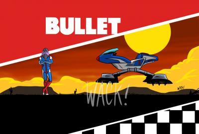 Kero Wack Horizon Series Bullet