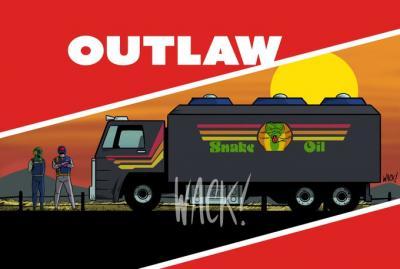 Kero Wack Horizon Series Outlaw