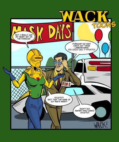 Kero Wack Toons Gloria