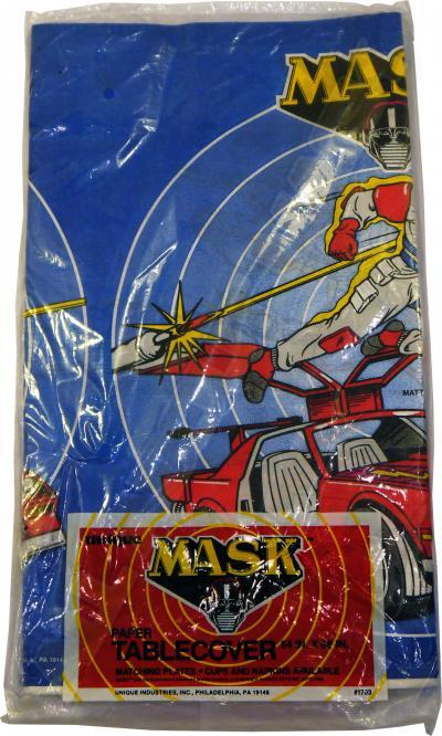 M.A.S.K. M.A.S.K. Tablecover