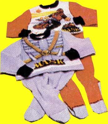 M.A.S.K. M.A.S.K. Pyjamas