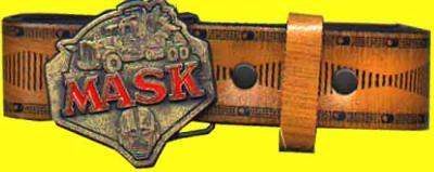 M.A.S.K. M.A.S.K. Belt