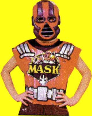 M.A.S.K. M.A.S.K. Matt Trakker Rhino costume