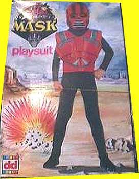 M.A.S.K. M.A.S.K. Matt Trakker Rhino playsuite