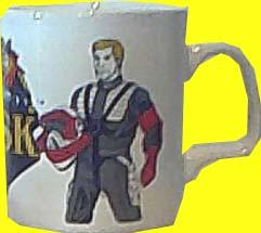 M.A.S.K. Cup Matt Trakker