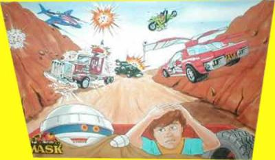 M.A.S.K. M.A.S.K. Puzzle The Death Stone