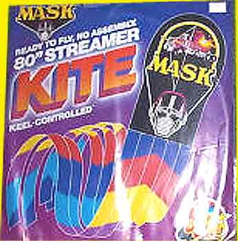 M.A.S.K. M.A.S.K. Streamers Kite