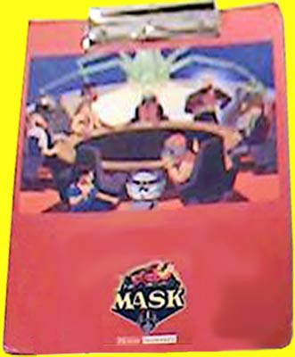 M.A.S.K. M.A.S.K. Klipboard