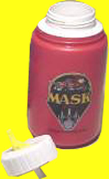 M.A.S.K. Thermos red