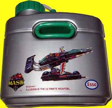 M.A.S.K. Thermos Esso