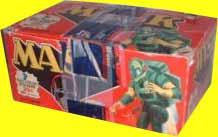 M.A.S.K. M.A.S.K. Box with sticker US
