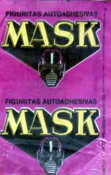 M.A.S.K. M.A.S.K. Panini Packs with sticker southamerica