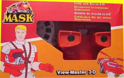 M.A.S.K. M.A.S.K. Viewmaster