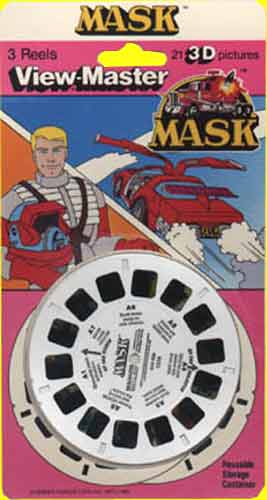 M.A.S.K. M.A.S.K. ViewmasterWheel