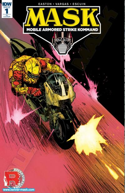 IDW no. 01 - 11/30/2016 cover 2