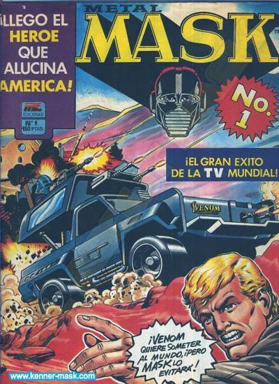 Spanish comics Hallo