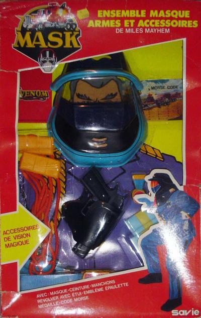 M.A.S.K. M.A.S.K. Miles Mayhem Switchblade costume France