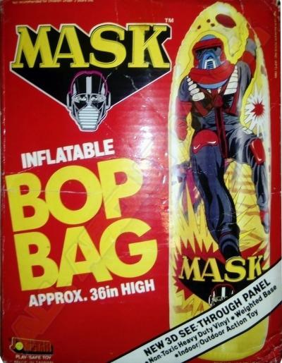 M.A.S.K. M.A.S.K. Bop Bag