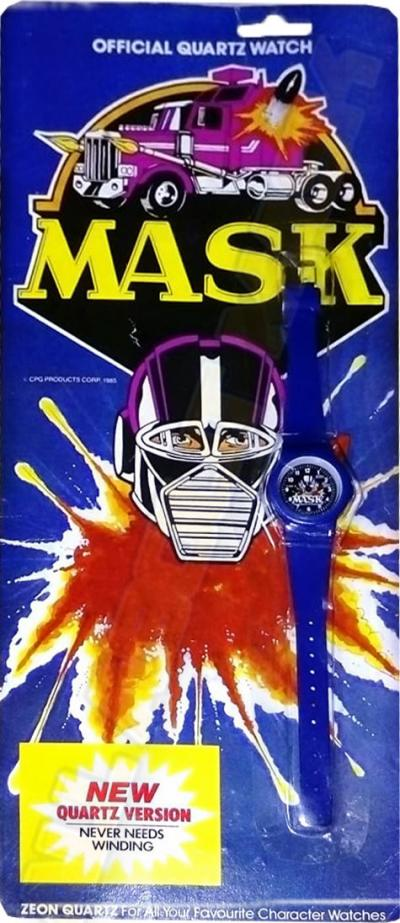 M.A.S.K. M.A.S.K. Quartz Watch