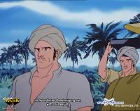 M.A.S.K. cartoon - Screenshot - The Sceptre Of Rajim 075