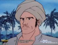 M.A.S.K. cartoon - Screenshot - The Sceptre Of Rajim 077