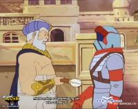 M.A.S.K. cartoon - Screenshot - The Sceptre Of Rajim 571