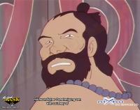 M.A.S.K. cartoon - Screenshot - The Golden Goddess 258