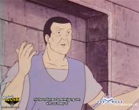 M.A.S.K. cartoon - Screenshot - The Golden Goddess 029